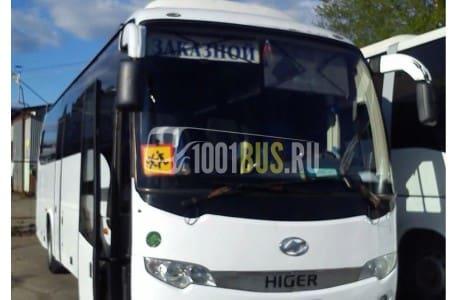 фотография Автобус Higer 6885