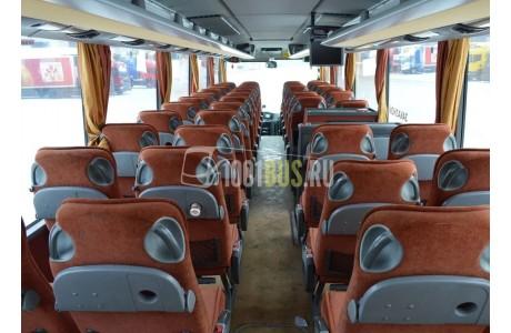 Аренда Автобус Setra  - фото сбоку