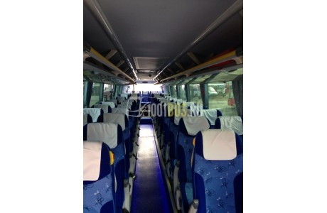 Заказ Автобус King Long - фото автомобиля