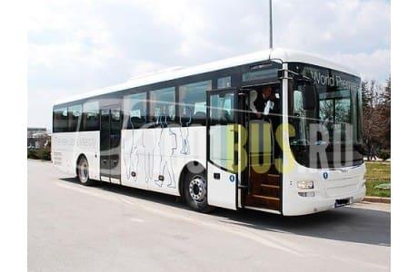 фотография Автобус MAN Lions Intercity