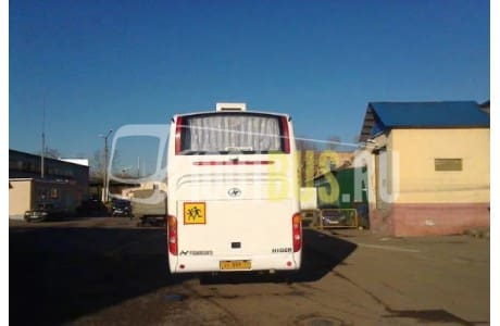 Заказ Автобус Higer KLQ 6129Q - фото автомобиля