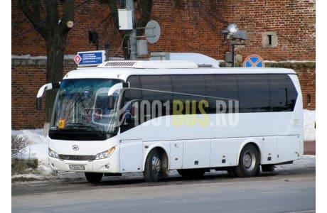 фотография Автобус Higer KLQ 6928Q