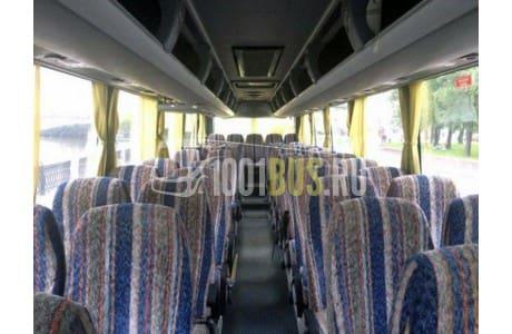 Аренда Автобус Yutong 6129 (872) - фото сбоку