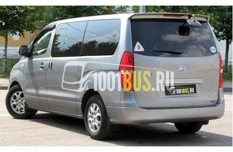 Заказ Минивэн Hyundai Starex (413)  - фото автомобиля
