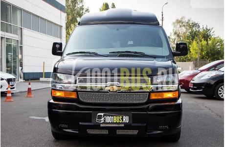 Заказ Минивэн Chevrolet Express (454) - фото автомобиля