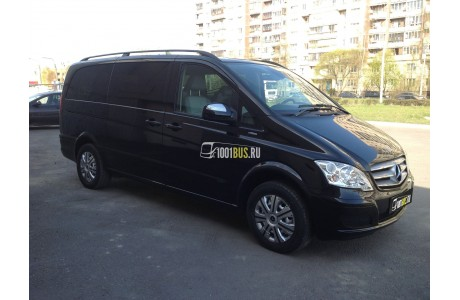 фотография Минивэн Mercedes-Benz Viano
