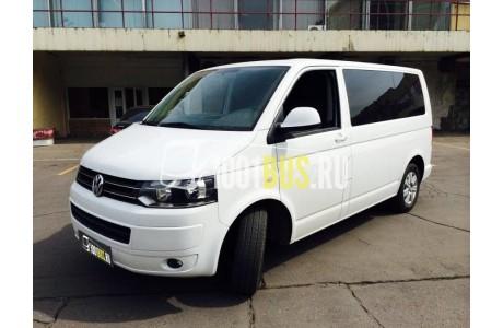 фотография Минивэн Volkswagen Multivan T5