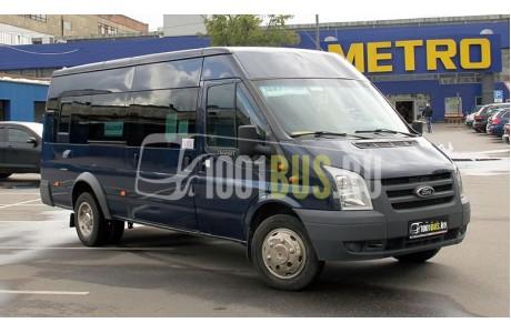 фотография Микроавтобус Ford Transit