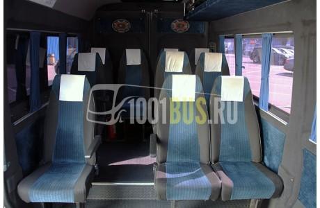Заказ Микроавтобус Peugeot Boxer - фото автомобиля