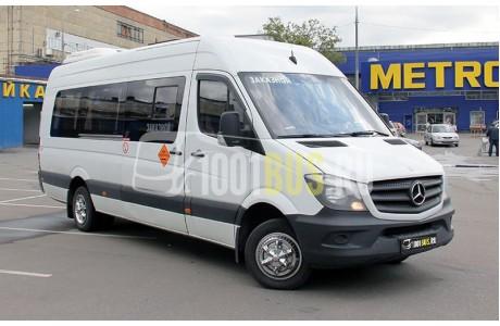 фотография Микроавтобус Mercedes-Benz Sprinter