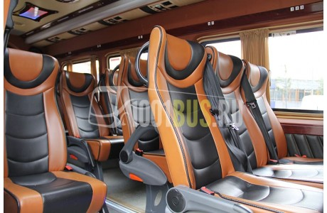 Аренда Микроавтобус Mercedes-Benz Sprinter  - фото сбоку