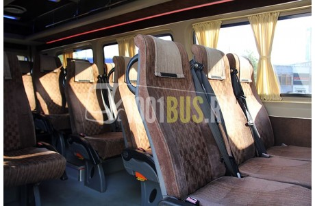 Заказ Микроавтобус Mercedes-Benz Sprinter  - фото автомобиля