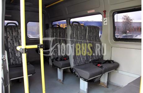 Заказ Микроавтобус Citroen Jumper - фото автомобиля