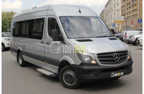 фотография Микроавтобус Mercedes-Benz Sprinter Turist 516