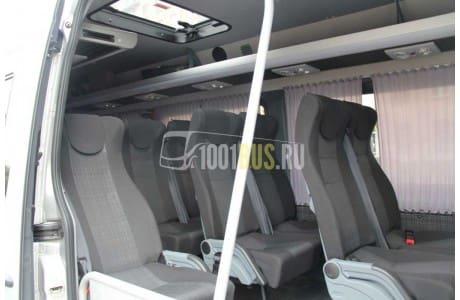 Аренда Микроавтобус Mercedes-Benz Sprinter Turist 516 - фото сбоку
