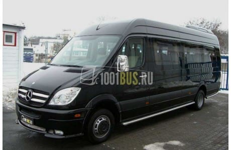 фотография Микроавтобус Mercedes-Benz Sprinter 515