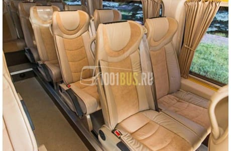 Заказ Микроавтобус Mercedes-Benz Sprinter 515 - фото автомобиля