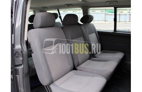 Заказ Минивэн Volkswagen Caravelle - фото автомобиля