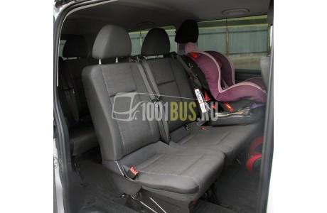 Аренда Минивэн Mercedes-Benz Vito - фото сбоку