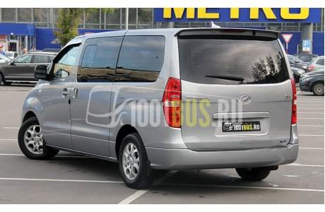 Аренда Минивэн Hyundai Starex - фото сбоку