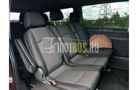 Заказ Минивэн Mercedes-Benz Vito - фото автомобиля