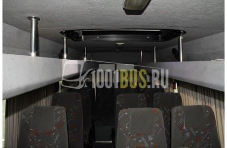 Заказ Микроавтобус Mercedes-Benz Sprinter 413 (325) - фото автомобиля