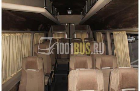 Заказ Микроавтобус Mercedes Sprinter 515 (878) - фото автомобиля