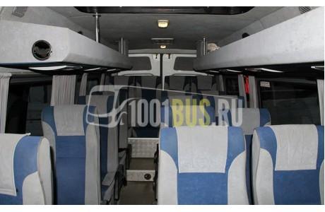 Заказ Микроавтобус Mercedes Sprinter 515 (714) - фото автомобиля