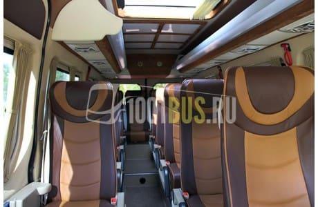 Заказ Микроавтобус Mercedes Sprinter 515 VIP (968) - фото автомобиля
