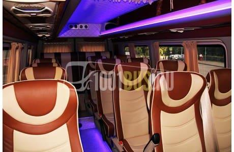 Аренда Микроавтобус Mercedes Sprinter 515 VIP (882) - фото сбоку
