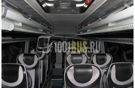 Аренда Микроавтобус Mercedes Sprinter 515 VIP (000) - фото сбоку