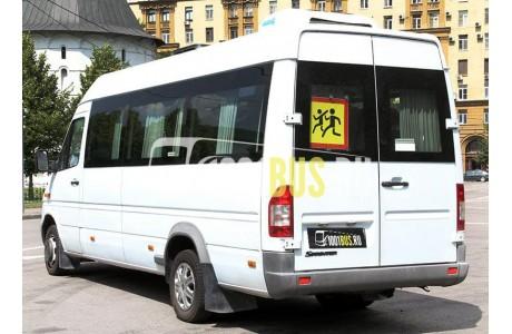 Аренда Микроавтобус Mercedes-Benz Sprinter 413 (325) - фото сбоку