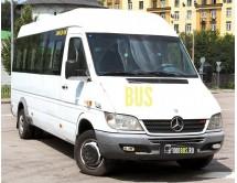 Микроавтобус Mercedes-Benz Sprinter 413 (325)