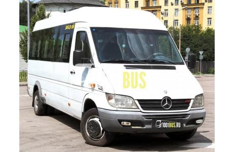 фотография Микроавтобус Mercedes-Benz Sprinter 413 (325)
