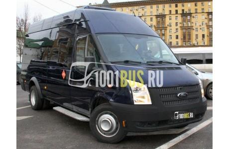 фотография Микроавтобус Ford Transit (396)