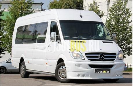 фотография Микроавтобус Mercedes Sprinter 313 VIP (841)