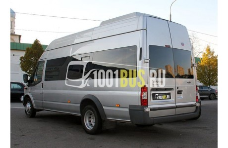 Аренда Микроавтобус Ford Transit (698) - фото сбоку