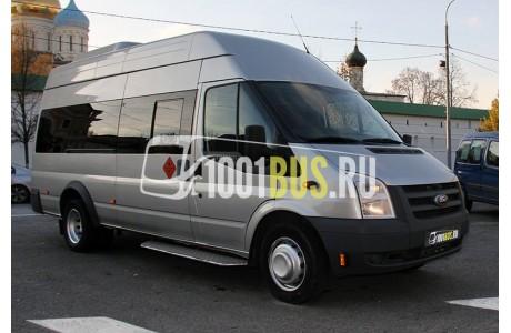 фотография Микроавтобус Ford Transit (698)