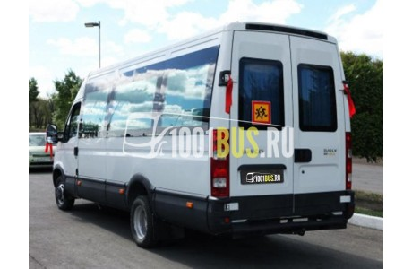 Аренда Микроавтобус Iveco Daily (695) - фото сбоку