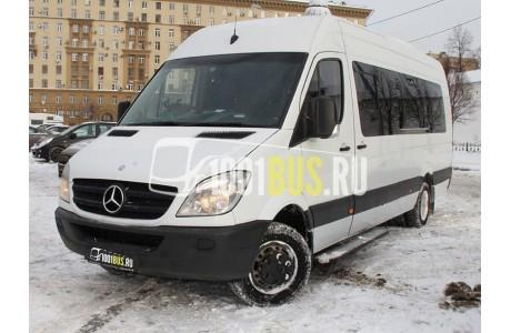 фотография Микроавтобус Mercedes Sprinter 515 (714)