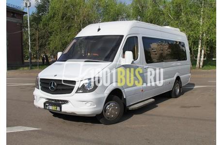 фотография Микроавтобус Mercedes Sprinter 515 VIP (968)