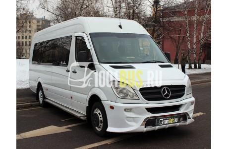 фотография Микроавтобус Mercedes Sprinter 515 VIP (797)