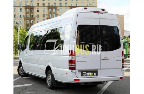Заказ Микроавтобус Mercedes Sprinter 515 VIP (882) - фото автомобиля