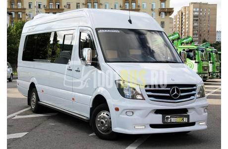 фотография Микроавтобус Mercedes Sprinter 515 VIP (882)