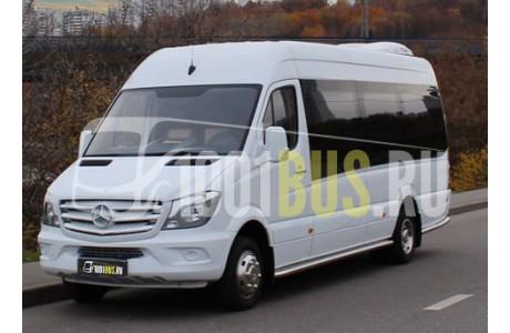 Аренда Микроавтобус Mercedes Sprinter 515 VIP Restyling  - фото сбоку