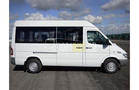 Заказ Микроавтобус Mercedes Sprinter  - фото автомобиля