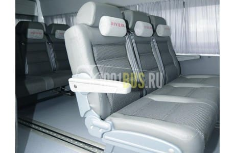 Аренда Микроавтобус Mercedes Sprinter 313 (040) - фото сбоку