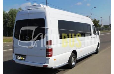 Заказ Микроавтобус Mercedes Sprinter 515 VIP Restyling  - фото автомобиля