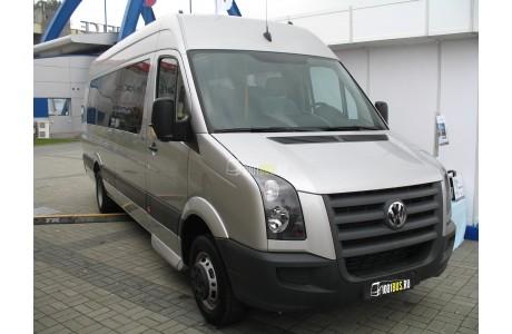 фотография Микроавтобус Volkswagen Crafter