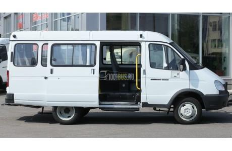 Заказ Микроавтобус ГАЗ-322132 «Газель» - фото автомобиля